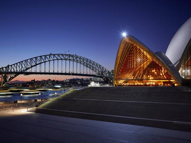 The Sydney Opera House has just announced a bunch of live events