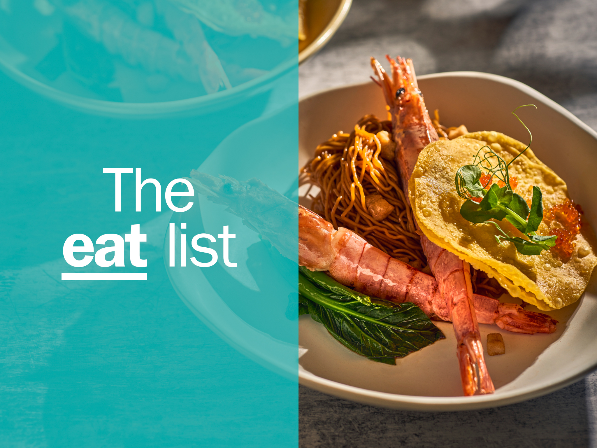 Eat List 2020