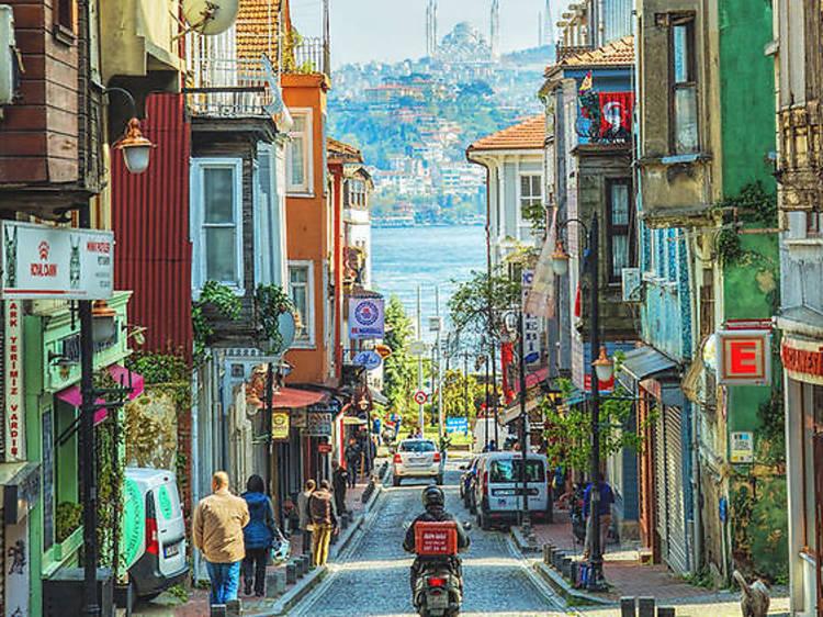 アルナヴトキョイ、イスタンブール(トルコ)