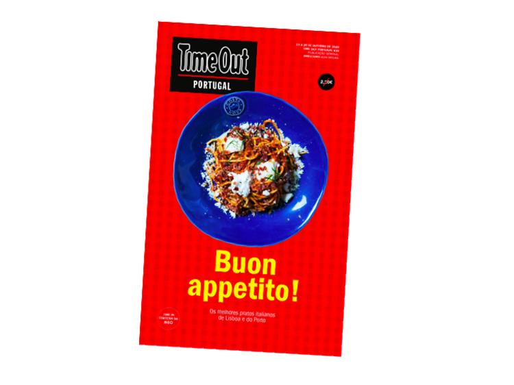 Itália à mesa