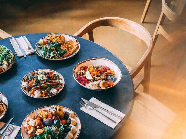 Restaurante, Cozinha Saudável, Honest Greens Amoreiras
