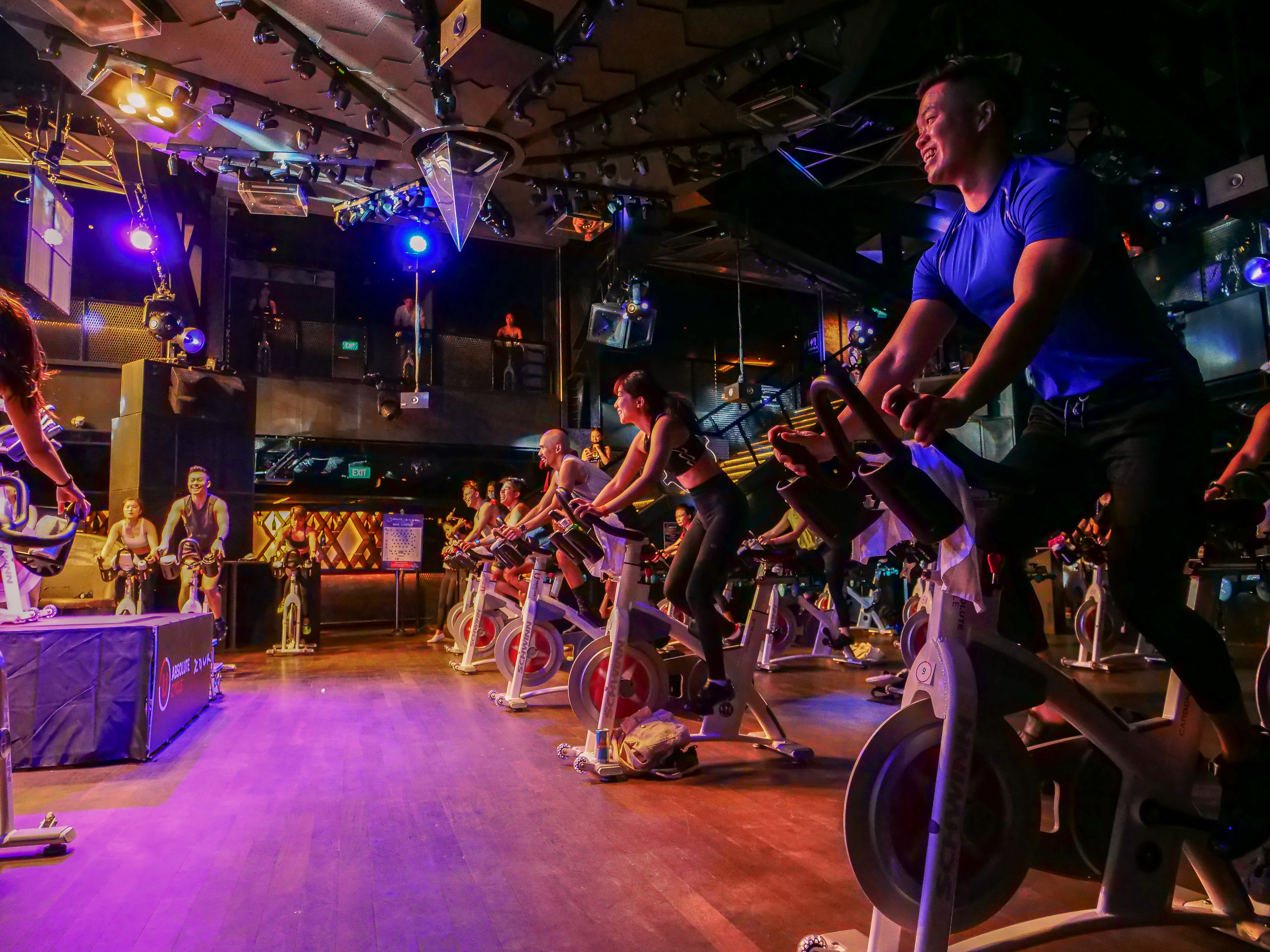 The best spin classes and cycling studios in Singapore