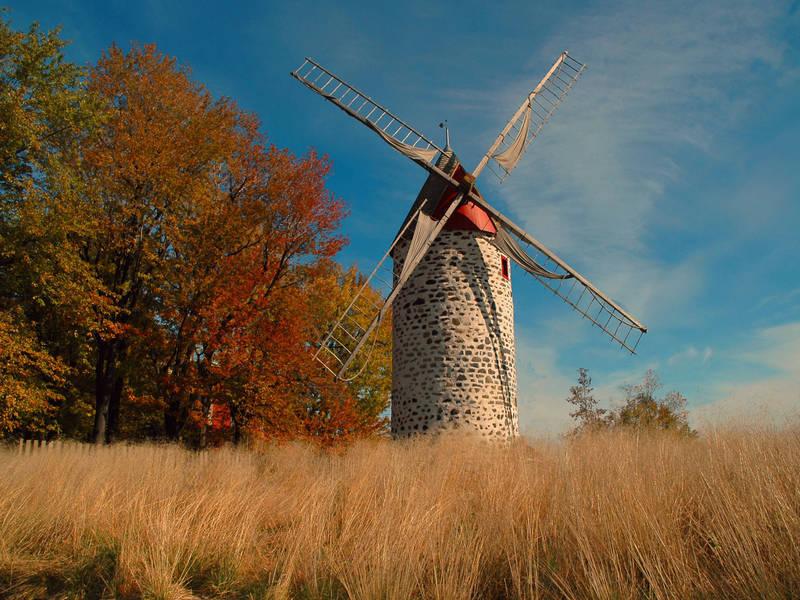Le Parc du Vieux-Moulin de Pointe-aux-Trembles