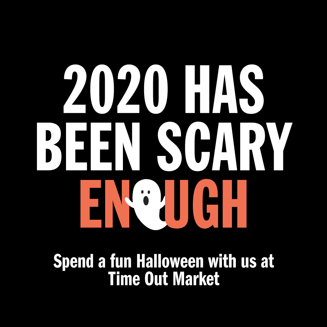 Spend Halloween at Time Out Market New York!