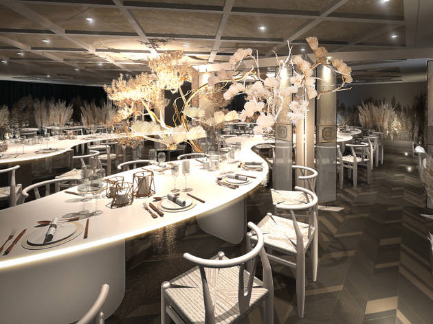 Restaurant 888