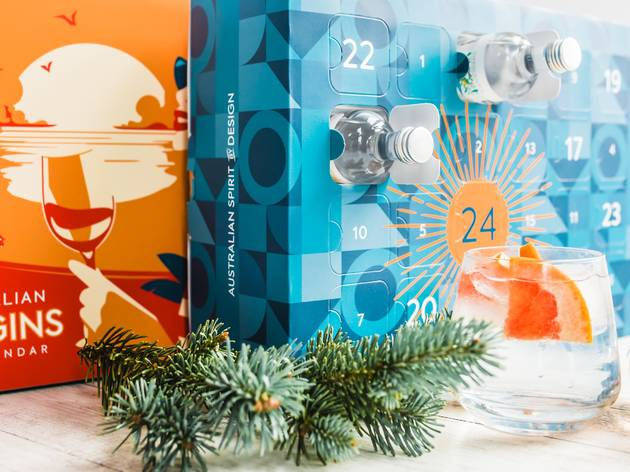 Gintonica gin advent calendar