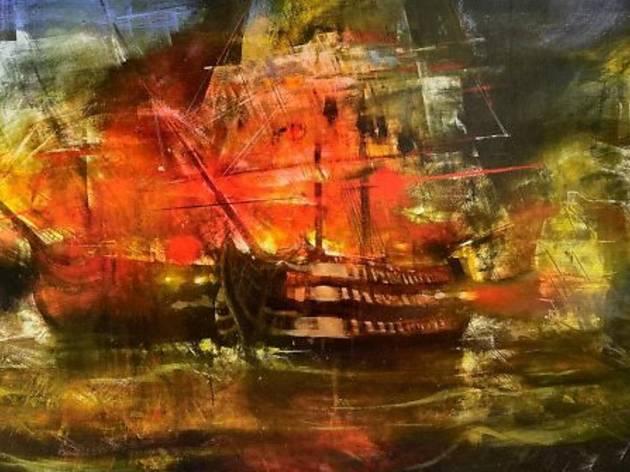 Trafalgar, el viaje con Galdós