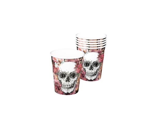 copos de Halloween