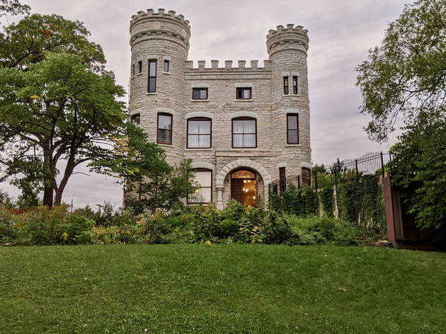 The Givins Castle Beverly