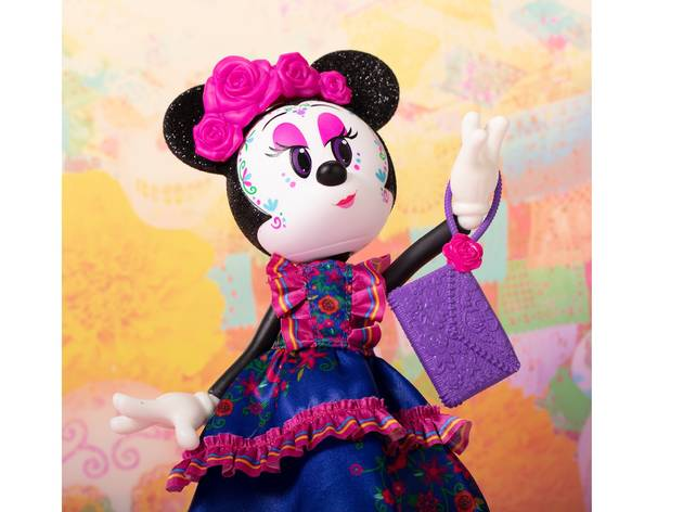 Minnie Catrina Disney