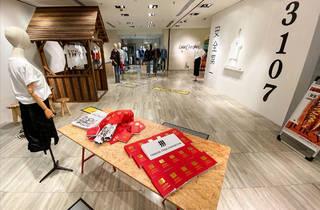 Fashion Farm Foundation fffriday x lane crawford pop-up 2020