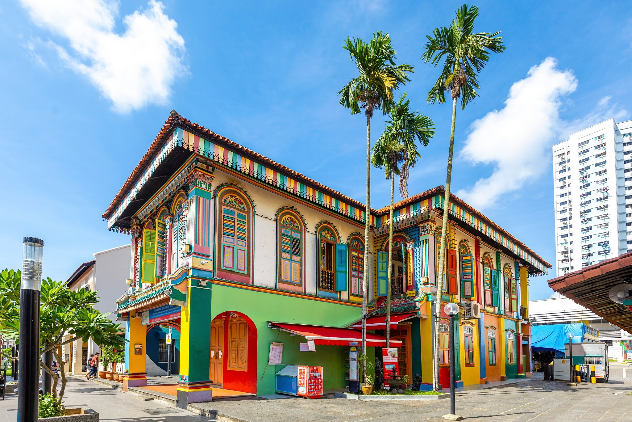 Tan Teng Niah House in Little India