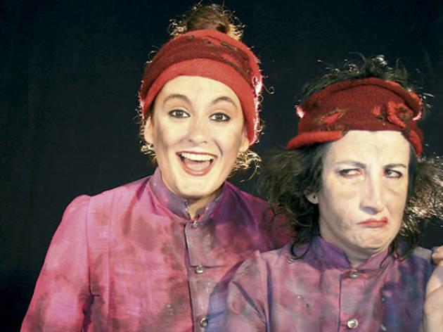 Obra de teatre Las gallegas, de la Cia. Lolita Corina