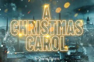 A Christmas Carol, Bridge Theatre, 2020