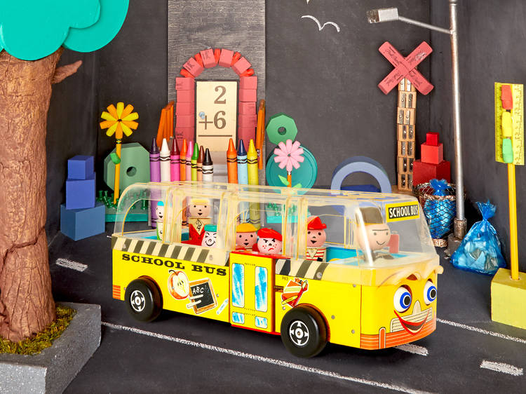 Check out the Fisher-Price Virtual Toy Museum