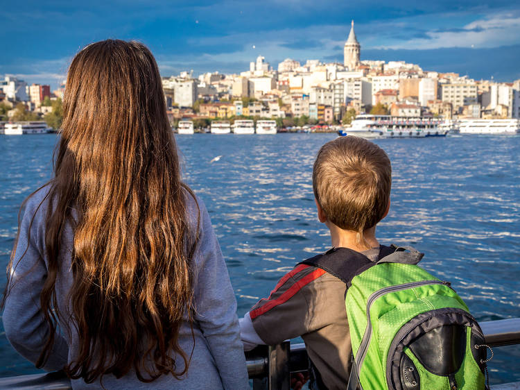 Five things to do with your kids in Istanbul this autumn