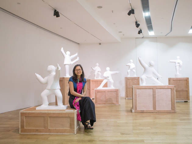 Inside the Creative Space with Xie Ai Ge