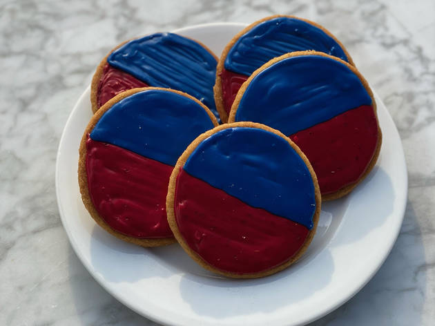 Jerry's Patio Cafe & Bar Election Day cookies