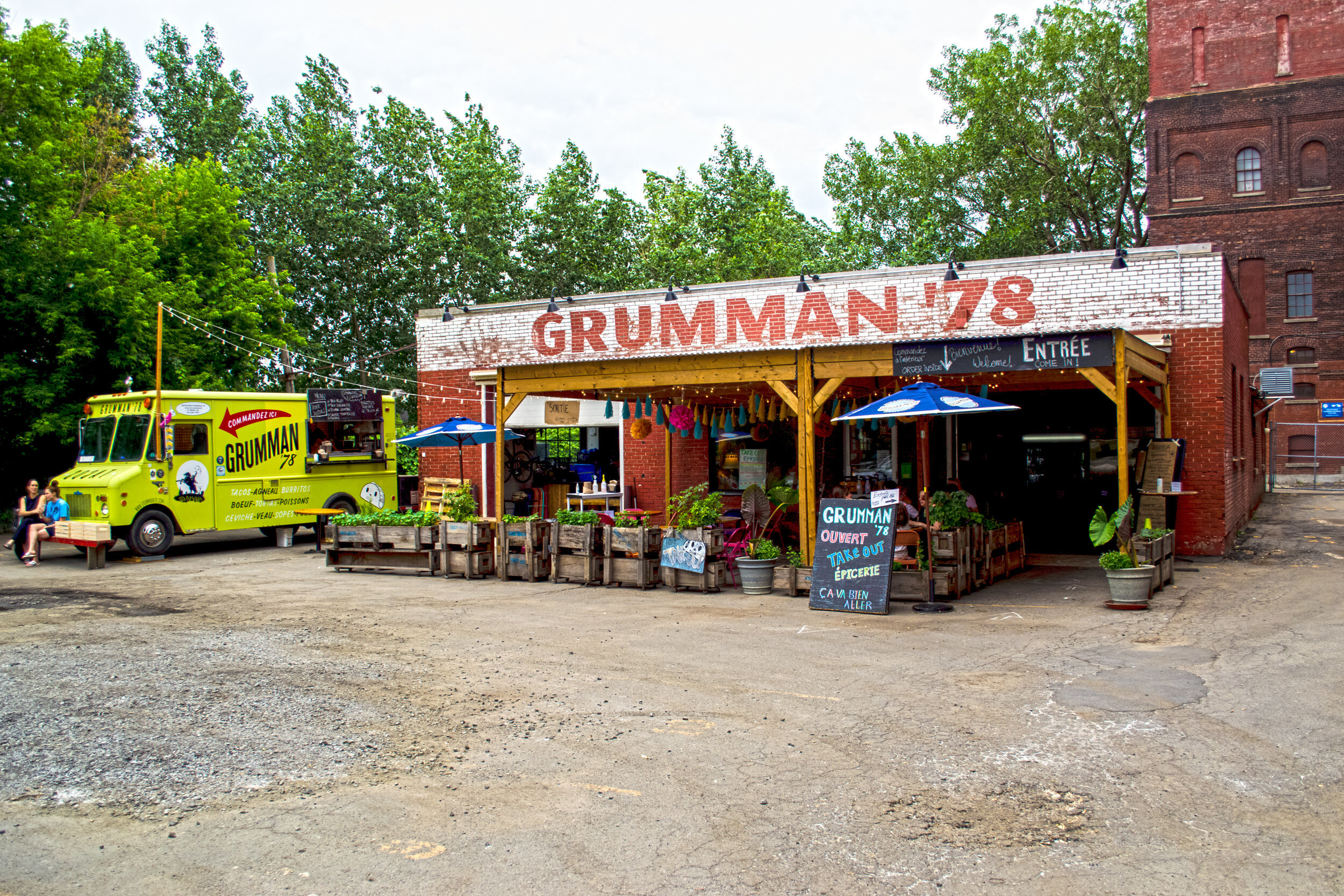 Famed Montreal taco truck and restaurant Grumman '78 is closing its doors