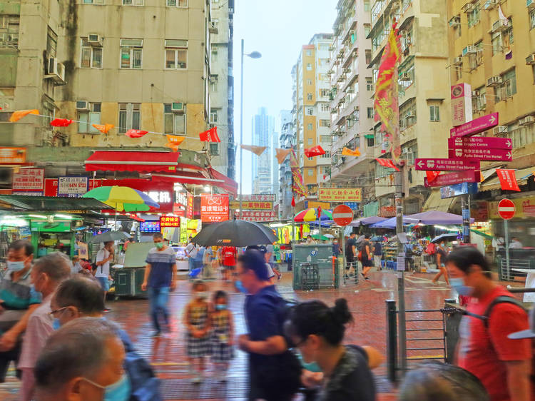 Best things to do in Hong Kong on a rainy day