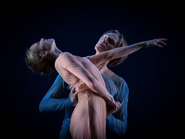 Sara Mearns and David Hallberg in The Two of Us