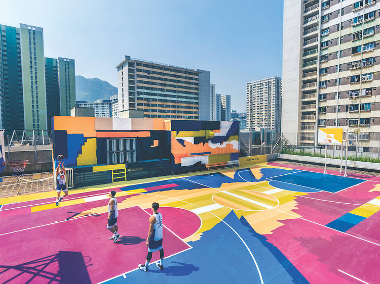 Hong Kong's most colourful places you should visit