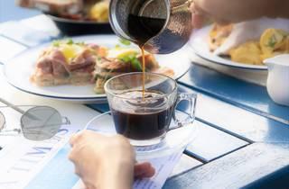 Zorba the Greek Café