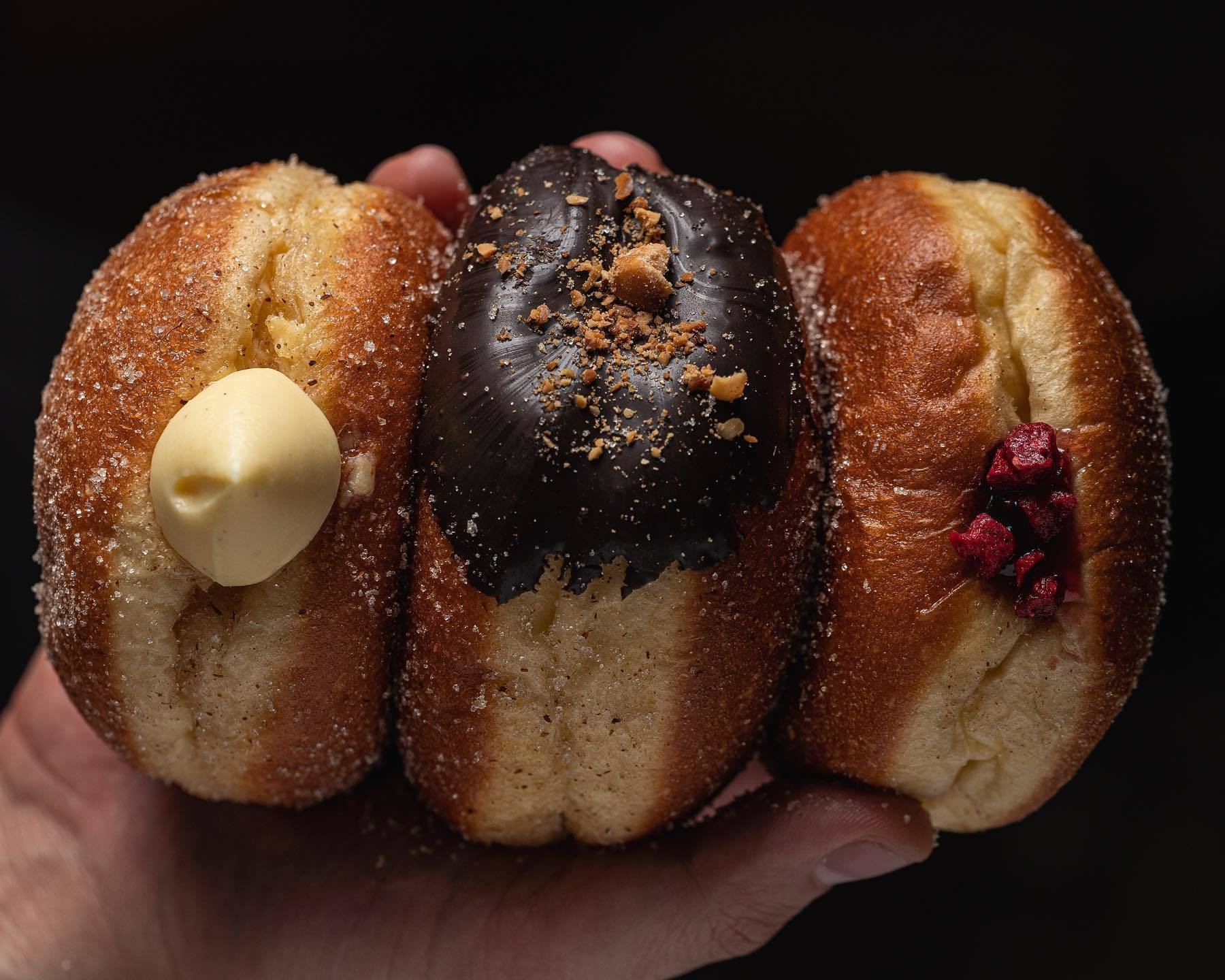 Best places to get doughnuts in Hong Kong