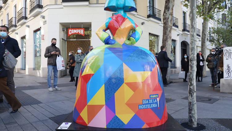 Mapa Meninas Madrid Gallery
