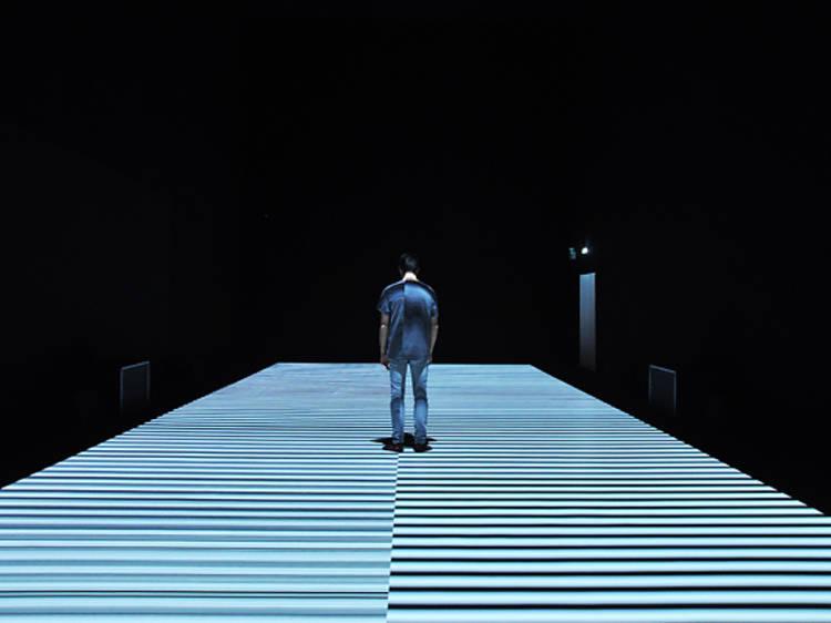 Ryoji Ikeda's new ultra-immersive exhibition