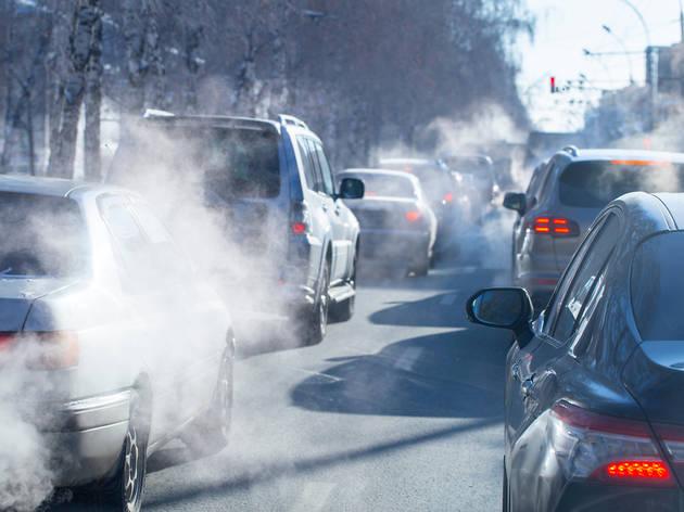1.000 morts l'any a Barcelona per culpa de la contaminació
