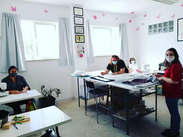 cursos e workshops de costura