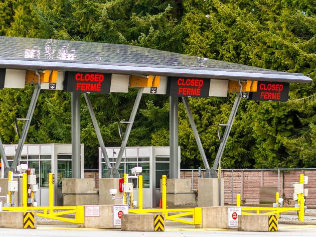 The US-Canada border will remain closed to non-essential travel until November 21
