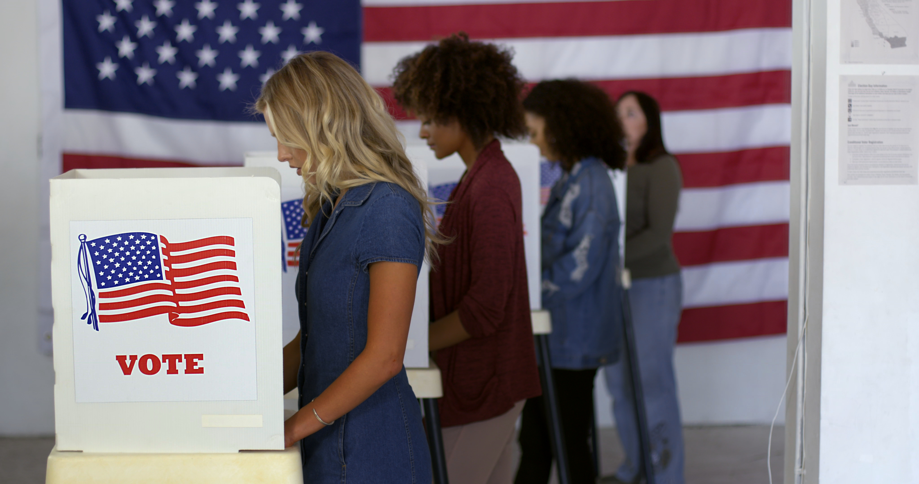 FYI: It's technically illegal to take a selfie with your ballot in Florida