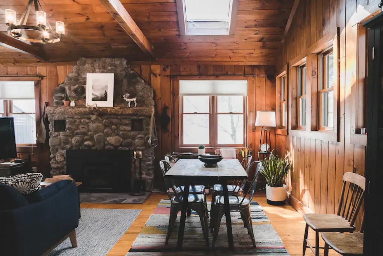 Chichester Cabin airbnb