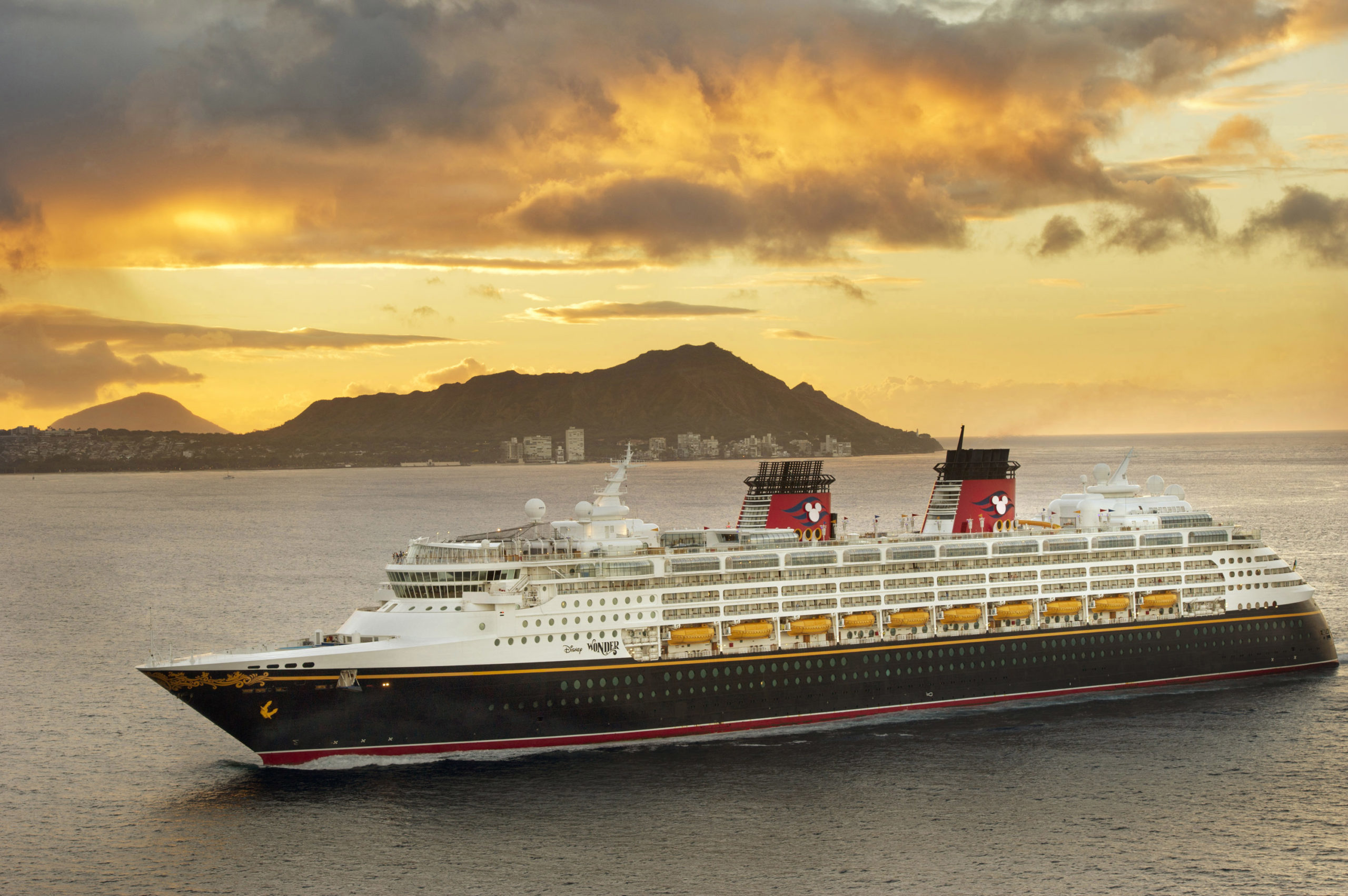 Here's when Disney Cruise Line expects to set sail to tropical locales
