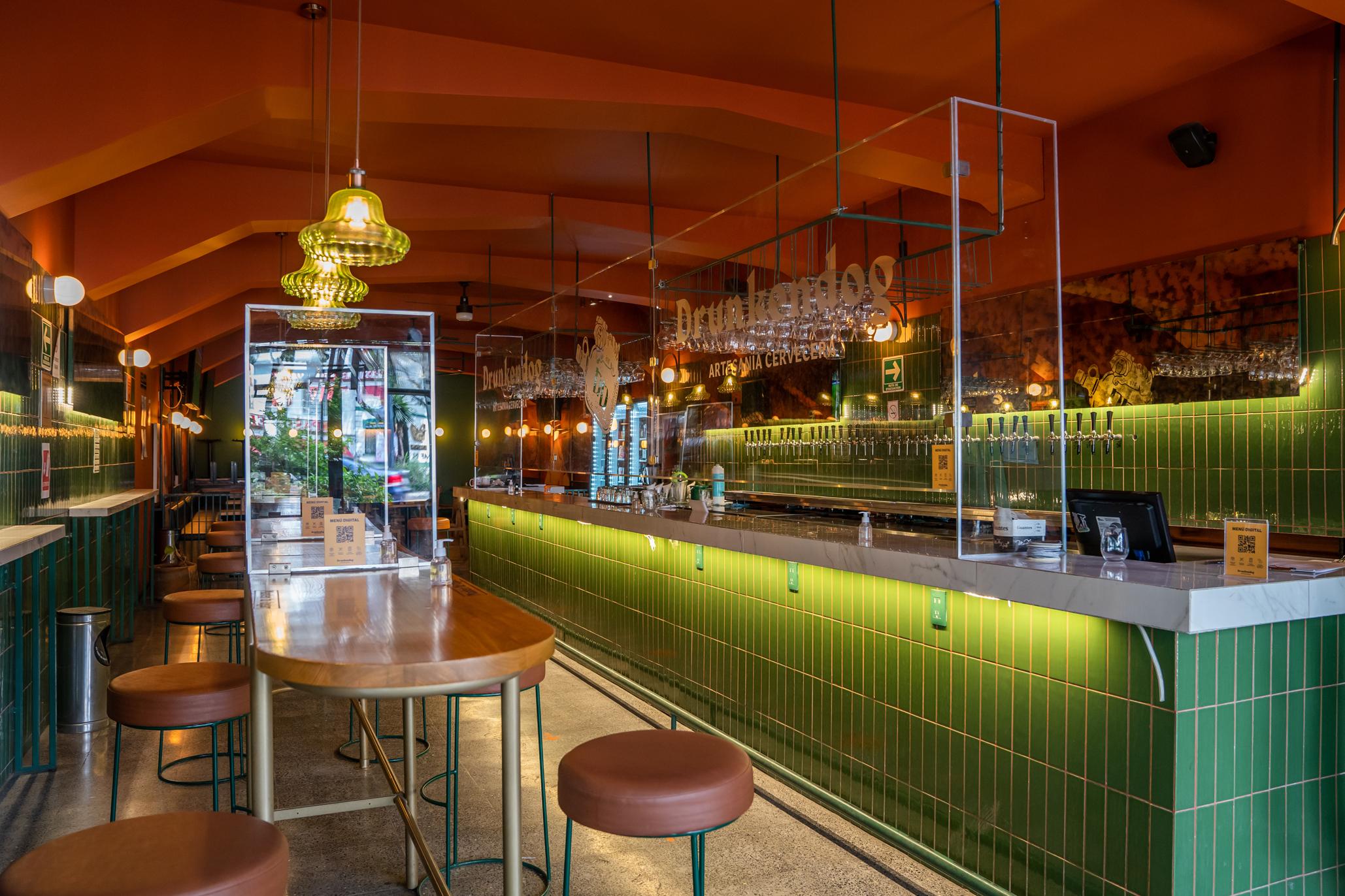 Drunkendog, cervezas artesanales en la Condesa