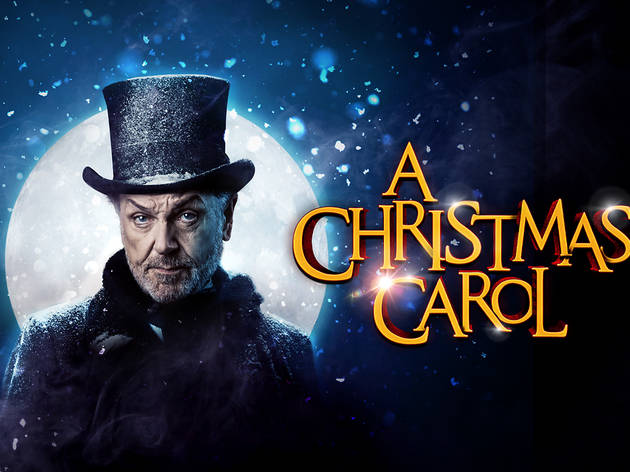Christmas Carol, Dominion Theatre, 2020