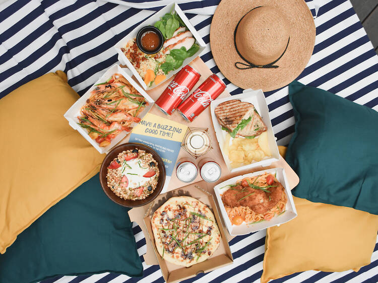 The best food bundles for a picnic in Singapore