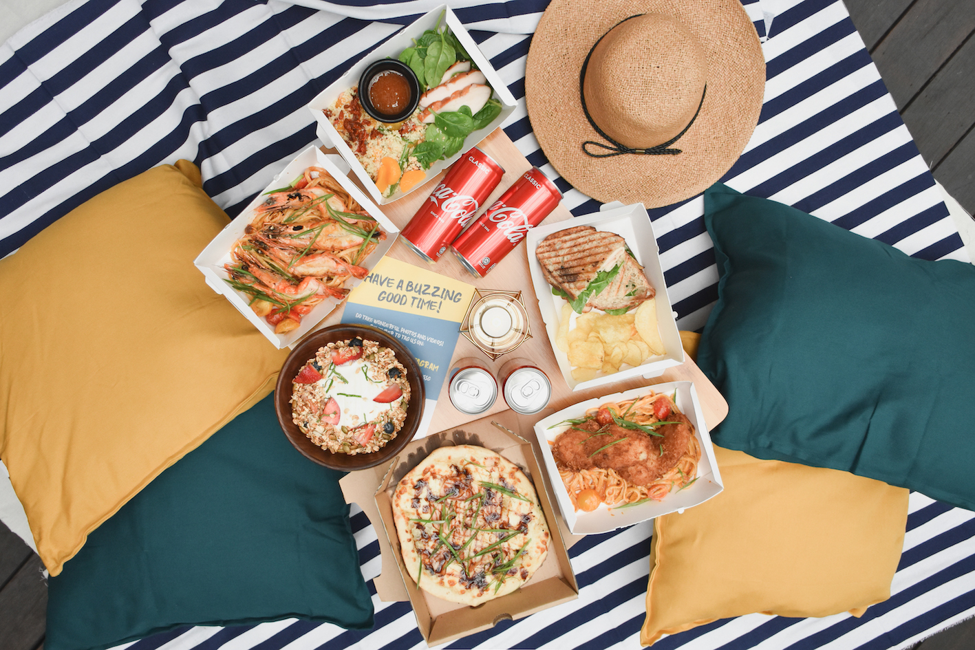 5 Gourmet Picnic Sets In Singapore