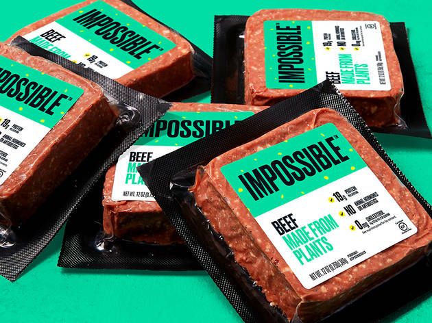 Hongkongers can now buy Impossible Meat in ParknShop outlets in the city
