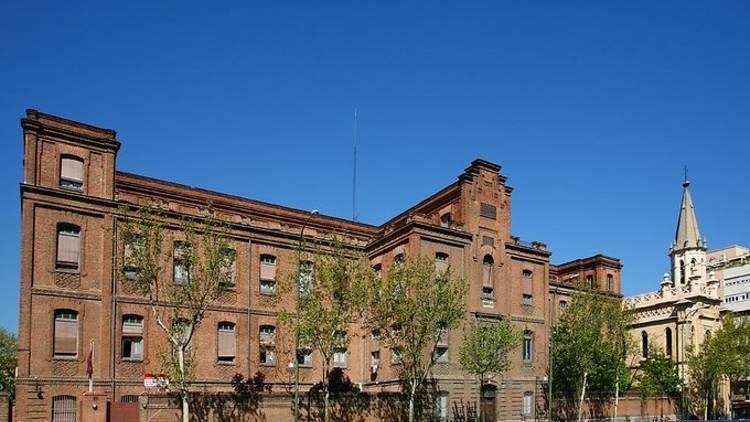 Asilo y colegio de Nuestra Señora de la Paz. BIC