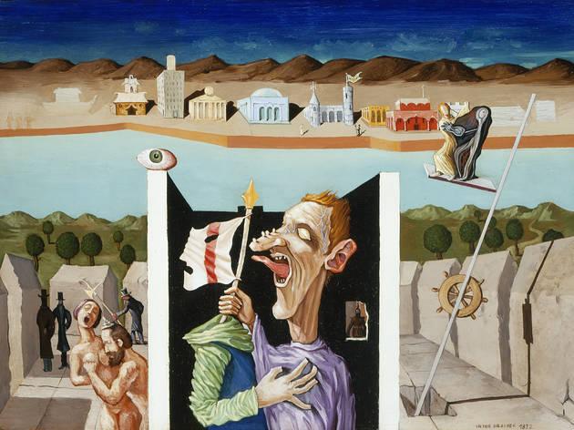 Victor Brauner au Musée d'Art Moderne de Paris, l'expo qui va vous en mettre plein les yeux