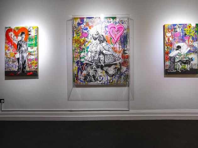Maddox Gallery Mayfair