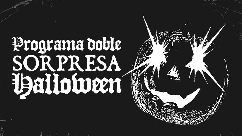 Cartell de Halloween al Phenomena