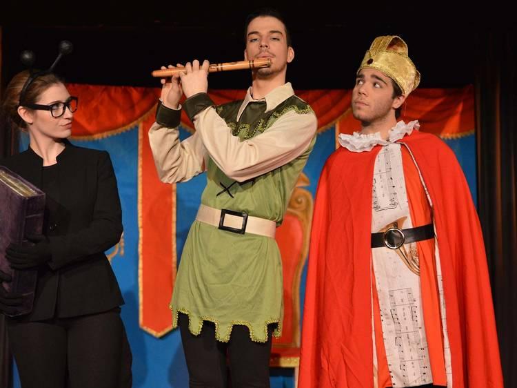 Flautista de Hamelin – O Musical
