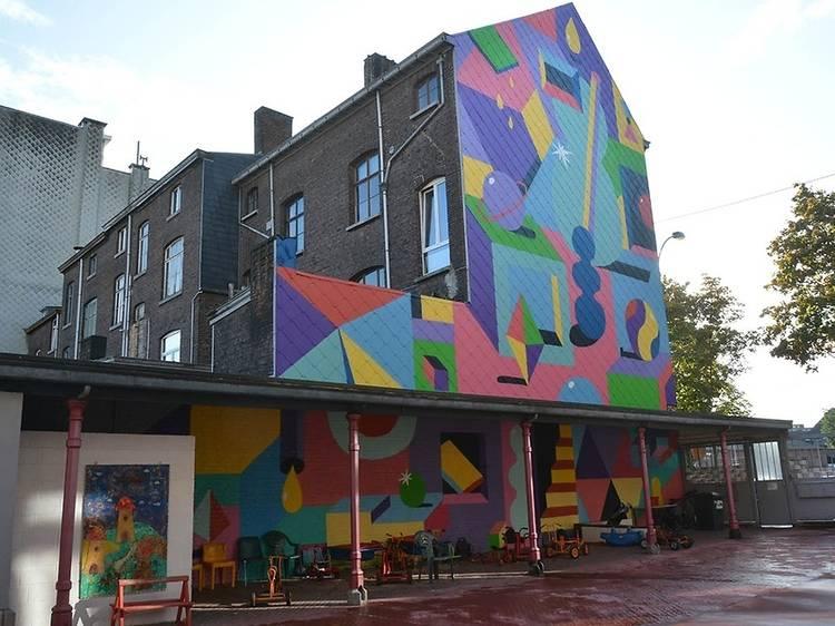Faire une balade street art avec Paliss'art