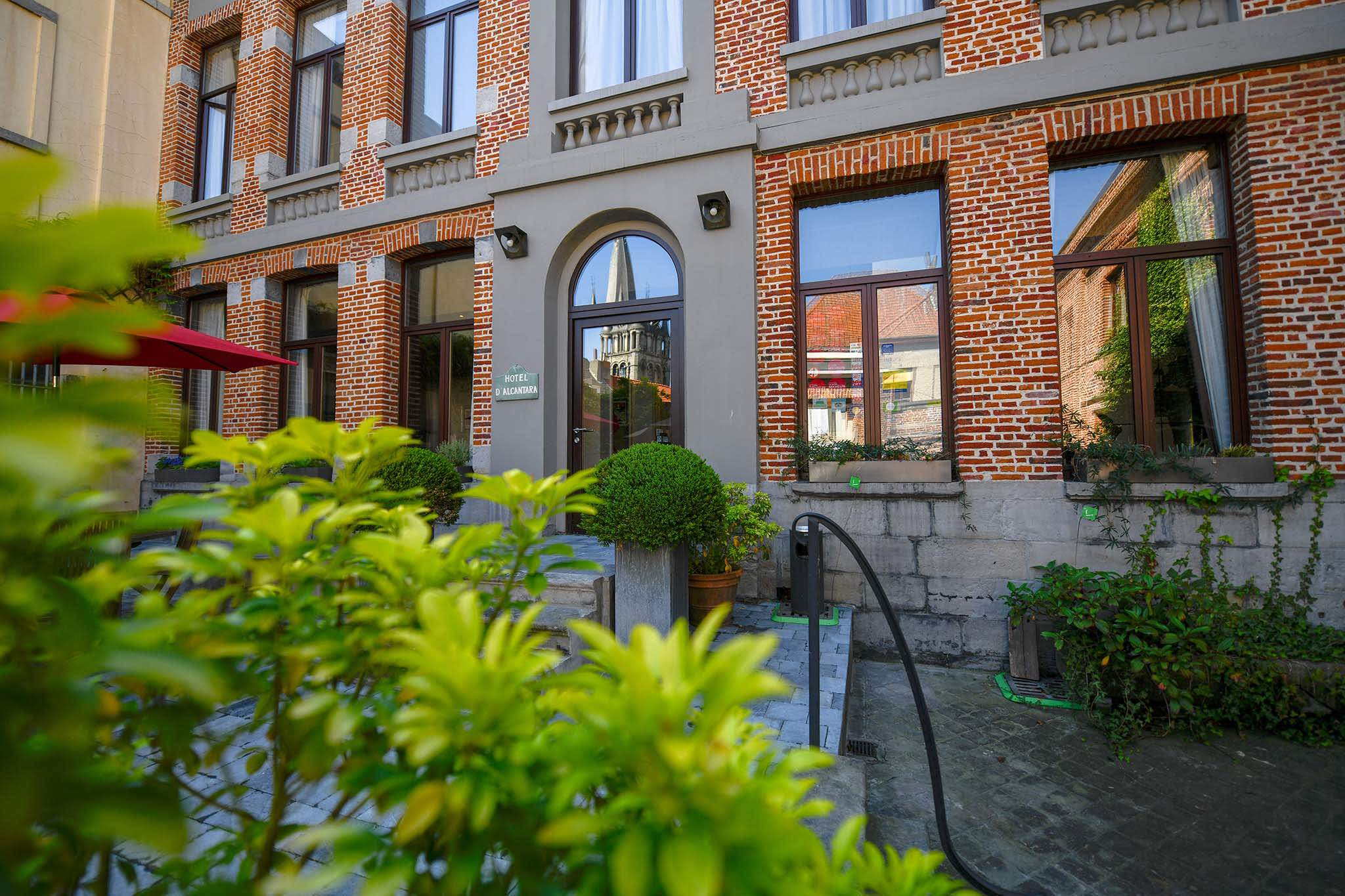 Hôtel Alcantara
