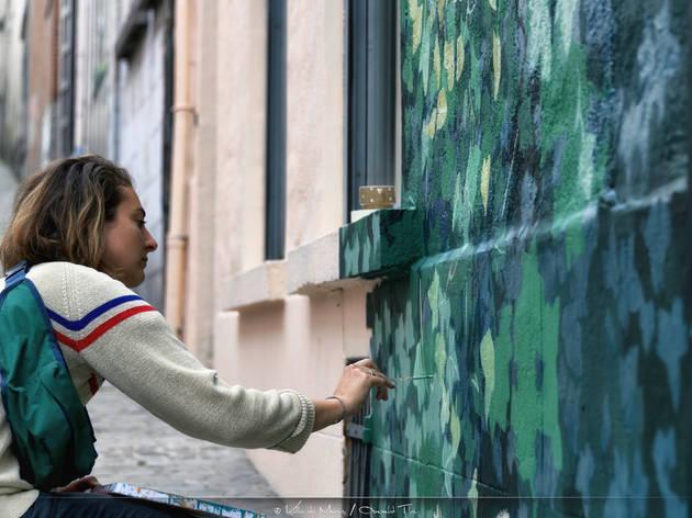 Art dans la ville Mons