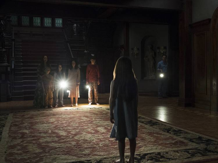 The Haunting of Hill House & The Haunting of Bly Manor